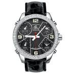 ジェイコブ   JACOB&CO FIVE TIME ZONE 40mm JC-M2D 腕時計  ファイブタイムゾーン ダイヤモンドベゼル