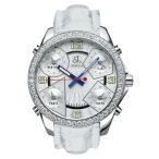 ジェイコブ   JACOB&CO FIVE TIME ZONE 40mm JC-M3D 腕時計  ファイブタイムゾーン ダイヤモンドベゼル