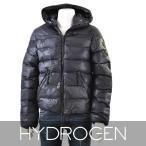 ショッピングduvetica HYDROGEN ハイドロゲン ダウンジャケット ブラック DUVETICA  19D002