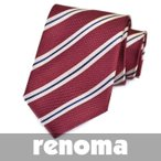レノマ ネクタイ RENOMA REW18W 10C ワイン