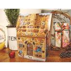 ドイツ製組立式アドベントカレンダー グリムのお菓子の家