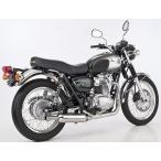 "SHARK: Kawasaki W650/W800 ""Retro Classic"" 2in1 フルシステムマフラー"