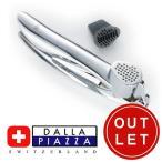 アウトレット ダラピアッツア DALLAPIAZZA M_025 デコラガーリックプレス にんにく絞り器  ガーリッククラッシャー  訳あり特価品