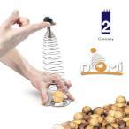 テイク2 TAKE2 ナオミNAOMI ステンレス製くるみ割り器 ナッツクラッカー#20121 ナッツクラッカー洋くるみ菓子クルミ割器胡桃割り器