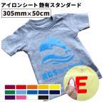 アイロンプリント用艶有ラバーシート (30cm×50cm切売)RGS-WC