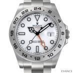 ROLEX ロレックス エクスプローラーII Ref.216570 ホワイト