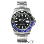 ROLEX ロレックス GMTマスターII Ref.116710BLNR