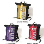 RADIO EVA 507 EVANGELION ROLL BACK PACK by FIRE FIRST