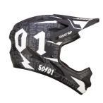 7 iDP M1 50:01 フルフェイスヘルメット XLサイズ(頭位61 - 62cm) 2019 MTB DH用