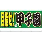目指せ!甲子園  横断幕 No.64252