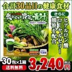 飲みごたえ野菜青汁30包