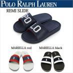 ポロラルフローレン POLO Ralph Lauren MARELLIA REMI SLIDE シャワーサンダル リゾートサンダル ビーチサンダル メンズ レディース bo15129