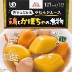 介護食 エバースマイル 鶏とかぼちゃの煮物 18箱セット ムース食 レトルト おかず 和食