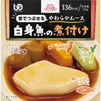 介護食 エバースマイル 白身魚の煮付け 18箱セット ムース食 レトルト おかず 和食