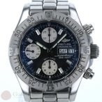 ブライトリング BREITLING 自動巻き メンズ 腕時計 スーパーオーシャン クロノグラフ A1...