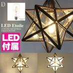 (取寄品) LED エトワール ペンダントランプ Etoile P / L スター 星形 DI CLASSE ディクラッセ 照明 北欧