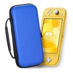[Nintendo Switch Lite対応]Switch Lite ケース, 任天堂スイッチ用のキャリングケース,外出や旅行用収納バッグ,EVA素材素
