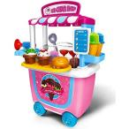 アイスクリーム屋さん おままごと アイスクリームカート お店屋さんごっこ アイスクリーム アイス屋さん アイ