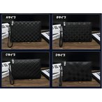 クラッチバッグ メンズ  レザー  クラッチ  セカンドバッグ  レディース ブラック クラッチバック  4種類 セール