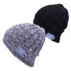 ショッピングコットン ニット帽子 メンズ レディース デニムワッペンアクリルダブルワッチ 特価1,500円 ネコポス対応 全国送料無料