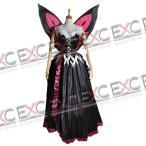 アクセル・ワールド 黒雪姫 学内アバター 風 コスプレ衣装