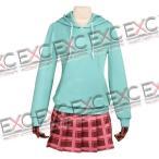 BanG Dream!(バンドリ) 花園たえ 小説版 制服 風 コスプレ衣装