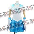 美少女戦士セーラームーン 水野亜美 セーラーマーキュリー 風 コスプレ衣装