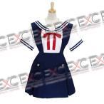 CLANNAD 古河渚(ふるかわなぎさ) 制服(夏服) 風 コスプレ衣装