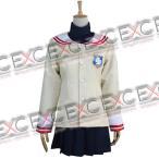 CLANNAD 古河渚(ふるかわなぎさ) 制服 風 コスプレ衣装
