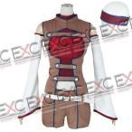 コードギアス 反逆のルルーシュ 紅月カレン(カレン・シュタットフェルト) 戦闘服風 コスプレ衣装