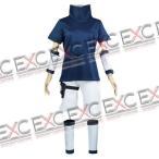 NARUTO -ナルト- 第一部 うちはサスケ 風 コスプレ衣装