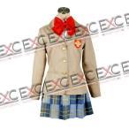 とある科学の超電磁砲 御坂美琴 常盤台中学女子制服 冬服 風 コスプレ衣装