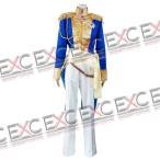 ベルサイユのばら オスカル(青) 風 コスプレ衣装