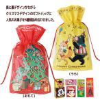 クリスマスお菓子の詰合せ(ジョリーバンド巾着入り大)