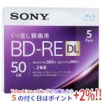 SONY ブルーレイディスク 5BNE2VJPS2 BD-R