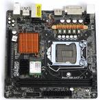ASRock製 Mini-ITXマザーボード★H110M-ITX/ac★LGA1151▼【ゆうパケット不可】