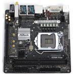 ASRock製 Mini ITXマザーボード★H270M-ITX/ac★LGA1151★