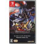 ショッピングモンスターハンター モンスターハンターダブルクロス Nintendo Switch Ver. Nintendo Switch
