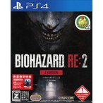 BIOHAZARD RE 2 Z Version  - PS4