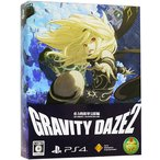 GRAVITY DAZE 2 初回限定版★PS4★【ゆうパケット不可】