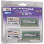 CFD Panram W3N1600PS-L4G DDR3 PC3-12800 4GB 2枚組