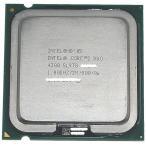 Core 2 Duo E4300★1.8GHz FSB800MHz LGA775★SL9TB★【ゆうパケット対応】