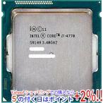 Core i7 4770 Haswell★3.4GHz LGA1150★SR149★