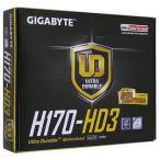 GIGABYTE ■ マザーボード GA-H170-HD3 Rev.1.0 ■ 新品未開封