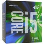 Core i5 6500 ■ 3.2GHz 6M LGA1151 65W ■ SR2L6 ■ 未開封