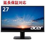 acer製■27型ワイド液晶モニター ブラック KA270HAbmidx■未開封