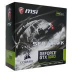 MSI製グラボ ■ GTX 1080 SEA HAWK X ■ PCIExp 8GB□新品未開封【訳あり】