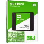 Western Digital製■内蔵SSD 120GB WD Green■WDS120G1G0A■新品未開封【ゆうパケット不可】
