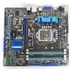 ASUS製MicroATXマザーボード★P7H55-M★LGA1156対応●【ゆうパケット不可】