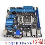 ASUS Mini-ITXマザーボード P8H77-I LGA1155▼